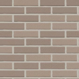 レンガの壁のシームレスなイラスト背景