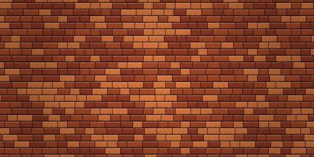 벽돌 벽 텍스쳐 붉은 벽돌 패턴 만화 붉은 벽돌 벽 디자인 요소