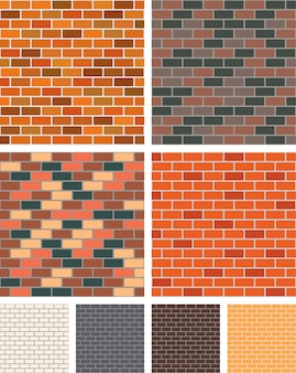 Brick Wall Exclusive For Premium Users View Vector
