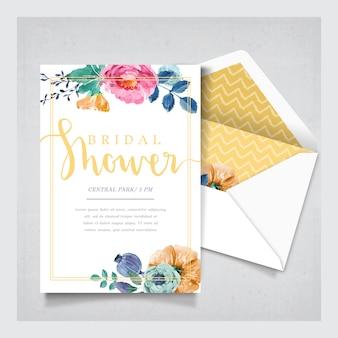 Bridal shower design