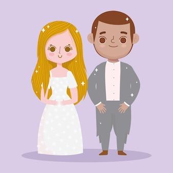 Невеста и жених мультфильм