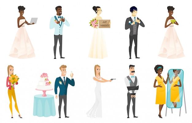 Набор для жениха и невесты