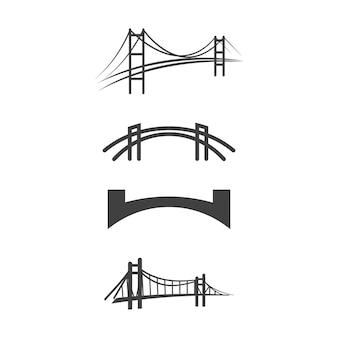 다리 벡터 아이콘 일러스트 디자인 서식 파일