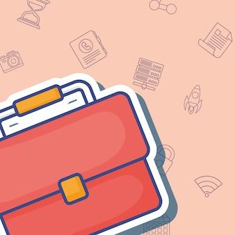 Briefcase icon image
