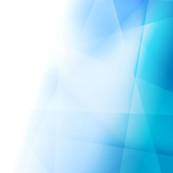 Яркий абстрактный синий элегантный фон. векторный шаблон