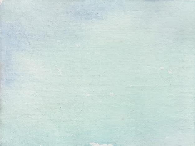 明るい抽象的な水彩画の背景、ハンドペイント。白い紙に色がはねかける