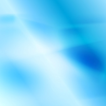Bright blue abstract vector background