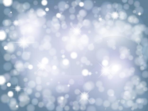 Luminoso sfondo bokeh