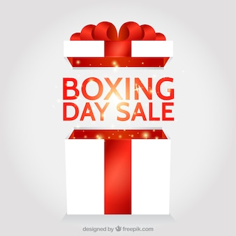 Bright boxing day sale gift