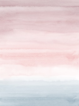Bright colors with pink and grey watercolor gradients