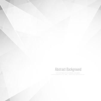 Bright grey polygonal background