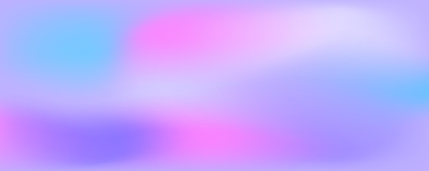 Bright holographic background, vector illustration.