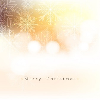 Bright merry christmas background