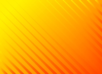 Bright orange diagonal lines background
