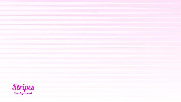 밝은 분홍색과 흰색 줄무늬 배경 디자인