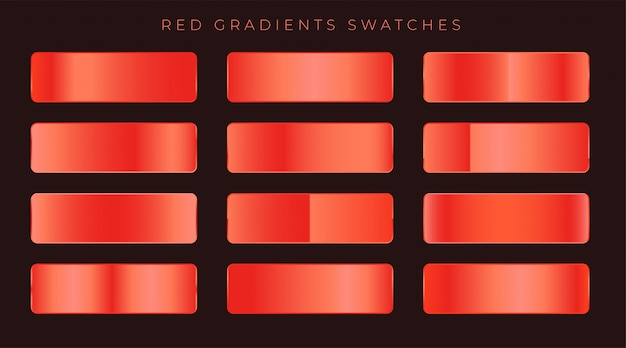 밝은 빨간색 반짝 그라데이션 배경