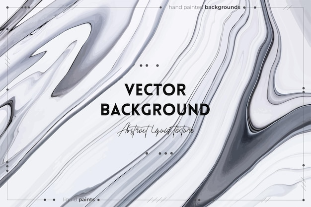 Яркая смола искусство абстрактный фон разноцветная мраморная поверхность минеральная текстура камня черный и белый ...