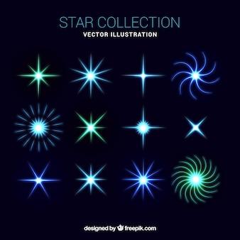 明るい星のコレクション