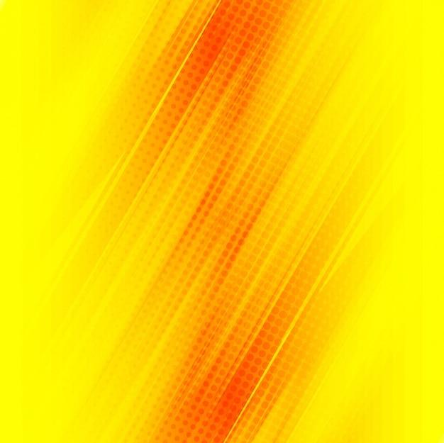 Яркий желтый современный фон