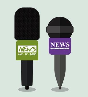 Broadcasting digital design