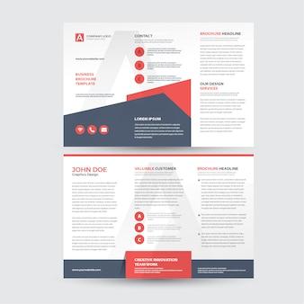 Brochure a4 template