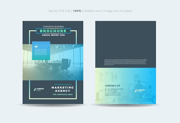 브로셔 표지 디자인 또는 연례 보고서 및 회사 프로필 표지 또는 소책자 및 카탈로그 표지