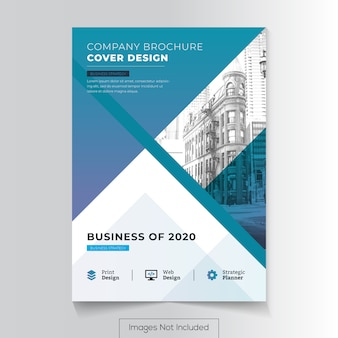 Brochure cover page