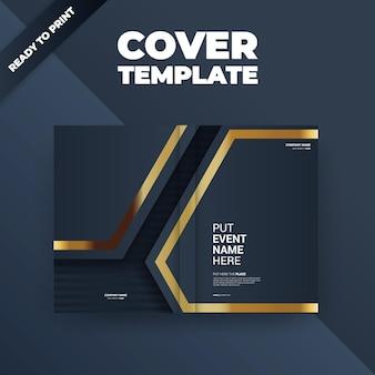 Иллюстрация дизайна брошюры