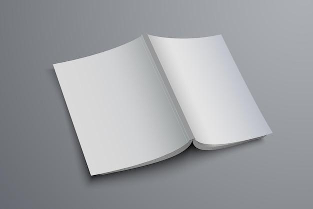 Brochure lying on the inside.