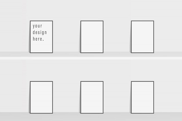 Brochure template flyer simple white color background