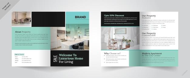 Modello di brochure