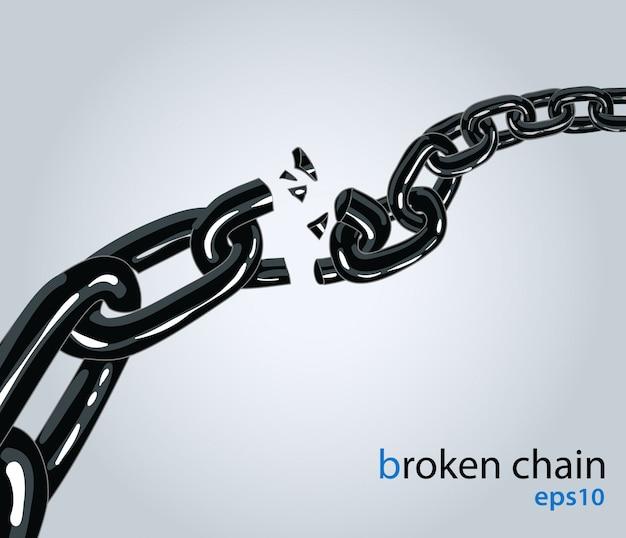 Сломанная цепь