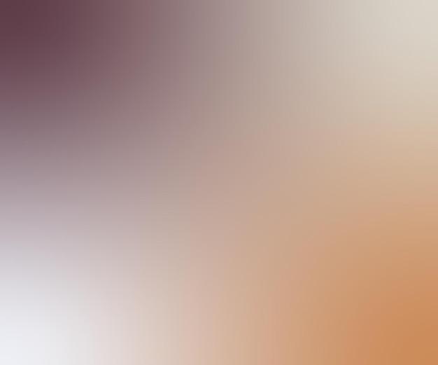 Коричневый и белый абстрактный фон градиентной текстуры.