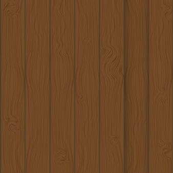 Brown boards background vector illustration.