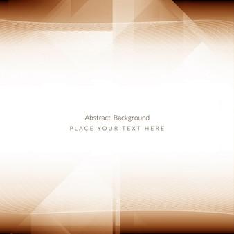 Brown polygonal background