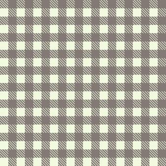 Brown seamless tablecloth Vector