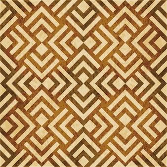 茶色の水彩テクスチャ、シームレスパターン、クロススクエアダイヤモンドチェック