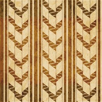 Brown watercolor texture, seamless pattern, primitive check arrow line