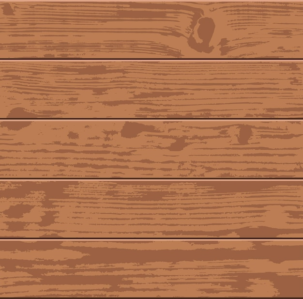 Brown wooden plank or floor surface