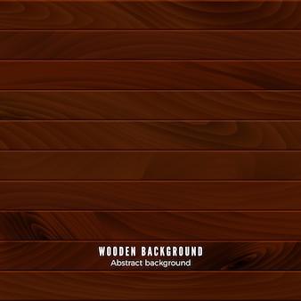 Коричневая деревянная текстура. деревянная поверхность пола или стены. фон древесины.