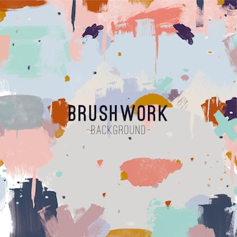 Brush background