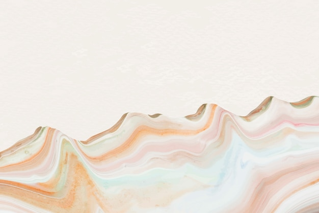 Brush strokes background