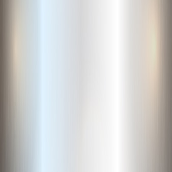 Struttura in metallo spazzolato