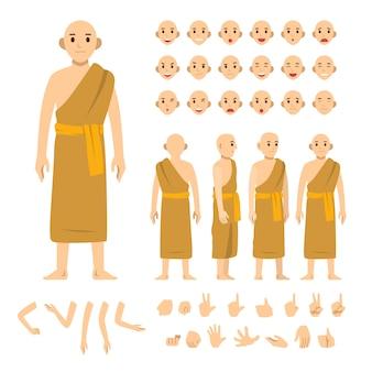 Набор буддийских символов