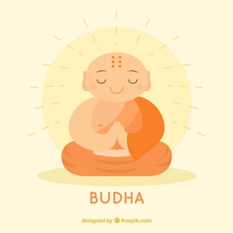 Budha background