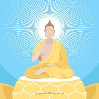 Budha background
