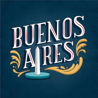 Buenos aires city letter