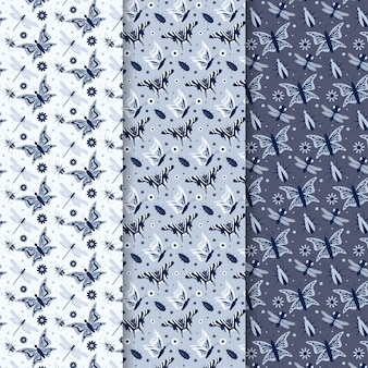 Bug pattern pack theme