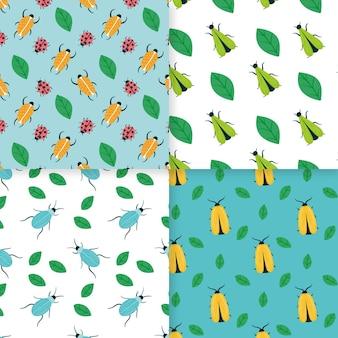 Bug pattern pack