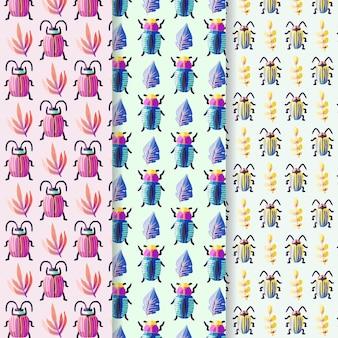 Pacchetto pattern bug